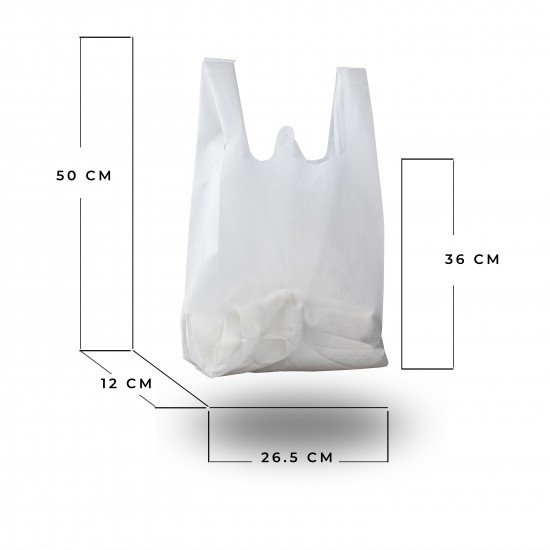 Bez Poşet Çanta 27x50 cm