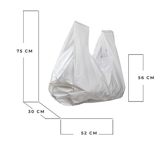 Kurban Poşeti Torbası 52x75x30 cm