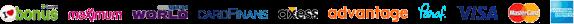 Banka Kart Logoları