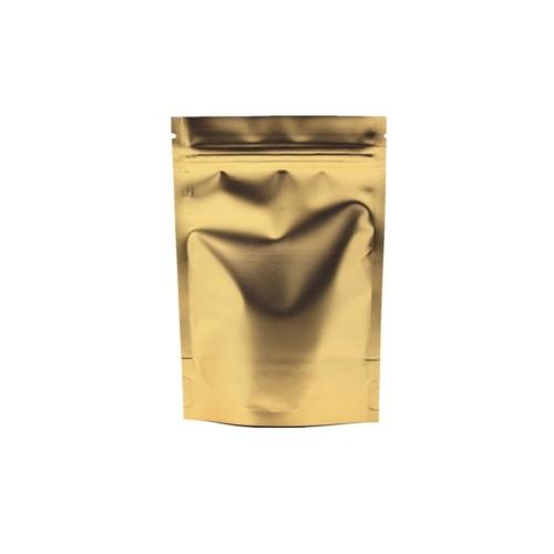 Altın Alüminyum Oturan Poşet 100gr. (11x18,5)