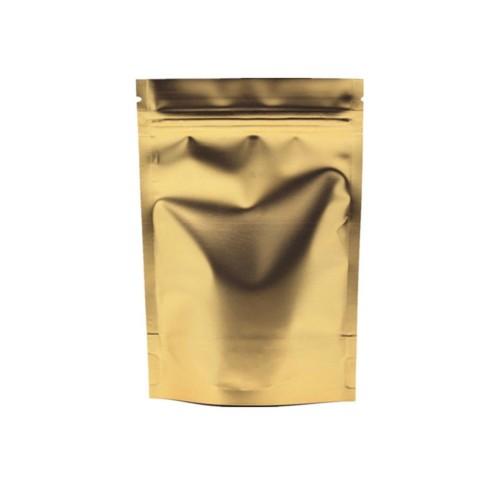 Altın Alüminyum Oturan Poşet 250gr. (13x22,5)