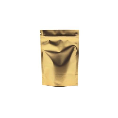 Altın Alüminyum Oturan Poşet 50gr. (8,5x14,5)