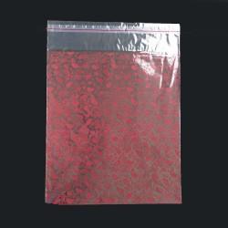 Bantlı Baskılı Hediye Poşeti (25x35) 100 Adet
